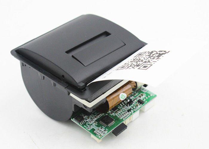 Embedded Panel Mount Printers , portable small thermal printer for cash register