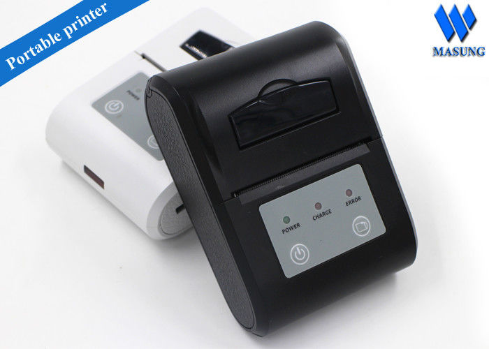 Compatible HP82240B Infrared Mini Bluetooth Thermal Printer For Medical Instruments